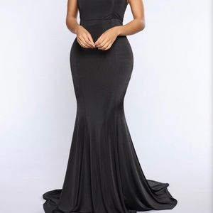 Fashion Nova Gown